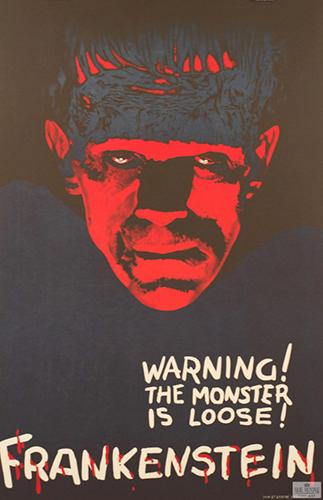 Boris Karloff Frankenstein Teaser