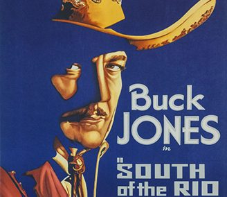 Buck Jones South of the Rio Grande