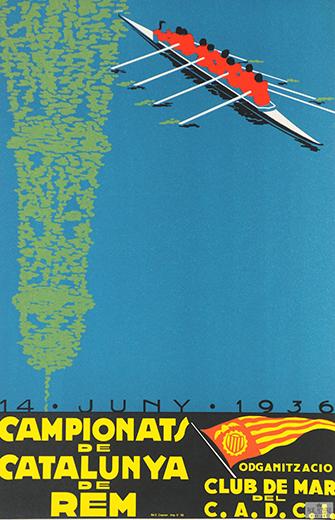 Campionats de Catalunya de Rem