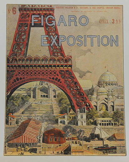 Figaro Exposition (Eiffel Tower)