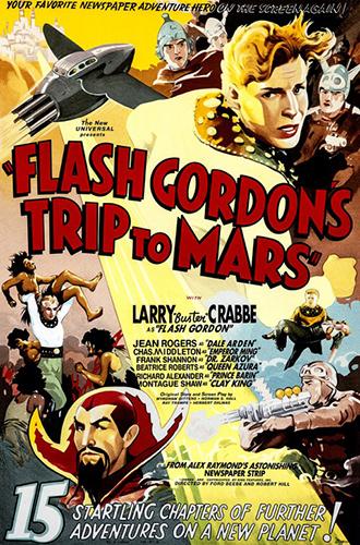 Flash Gordons Trip to Mars