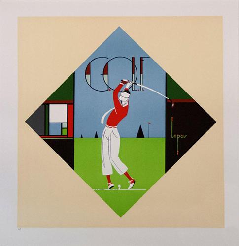 Golf 1930's