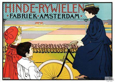 Hinde-Rywielen Amsterdam