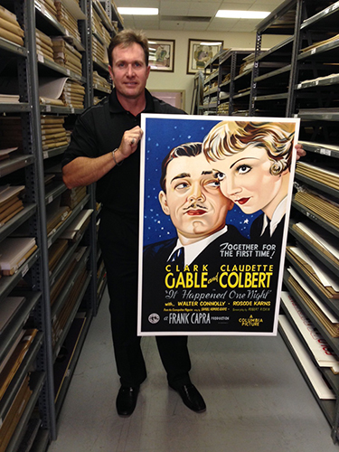 Movie Litho Poster