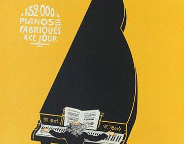 Pianos A. Bord