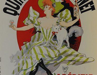 Quinquina Dubonnet, Jules Cheret