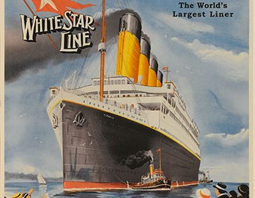 Titanic Southhampton New York