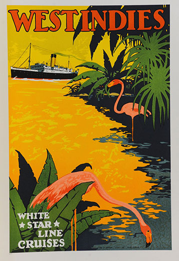 White Star Line/West Indies