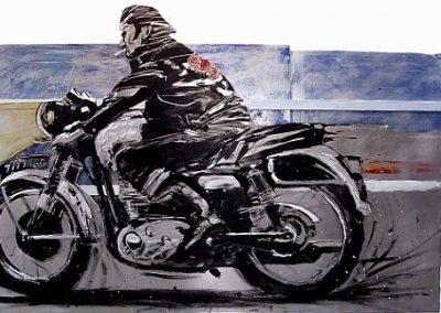 BSA Rider