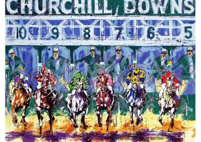 Derby, 29x36 (sirigraph), Gallery Retail: $1,500.00