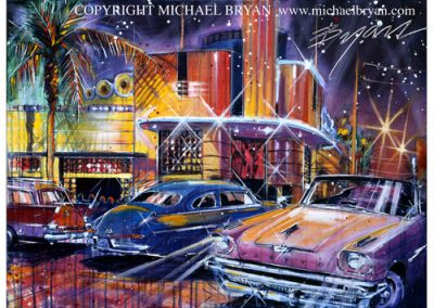 Florida Nights, Gallery Retail: $8,000.00