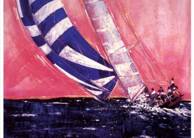 Night Sail, Gallery Retail: $1,500.00