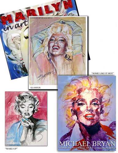 Some Like It Hot, Marilyn, Gallery Retail: $1,500.00
