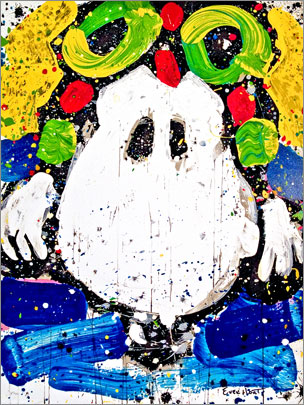 Ace Face by Tom Everhart