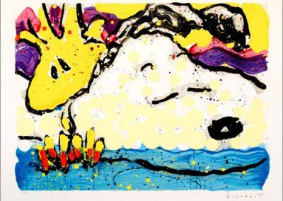 Bora Bora Boogie Bored, 31x23, Gallery Retail: $3,600.00
