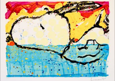 Bora Bora Boogie Oogie, 31x23, Gallery Retail: $3,600.00