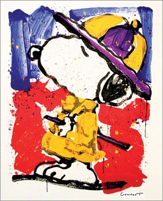 Prada Puss, 22x30, Gallery Retail: $2,775.00