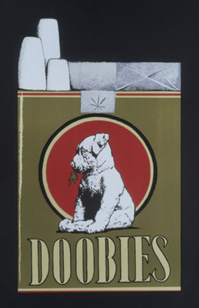 Doobie, Gallery Retail: $800.00