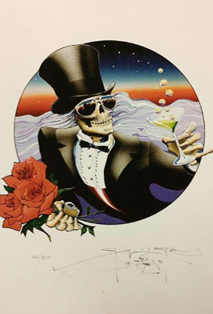 Grateful Dead, Gallery Retail: $750.00