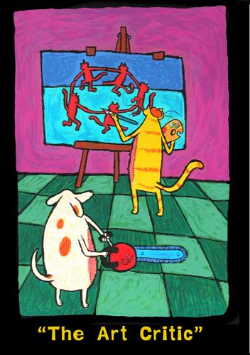 The Art Critic