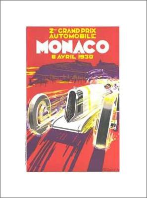 Grand Prix, Monaco 1930