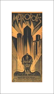 Metropolis Film, Gallery Retail: $345.00