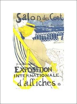 Salon Des Cent Exposition