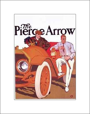The Pierce Arrow