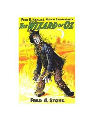 The Wizard of Oz, Fred A. Stone