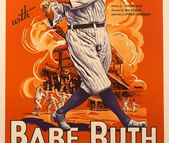 "Babe Ruth ""Play Ball"""