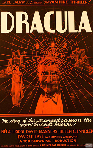 "Bela Lugosi ""Dracula"""