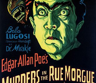 Bela Lugosi Murders in the Rue Morgue