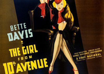 Bette Davis The Girl from 10th Avenue