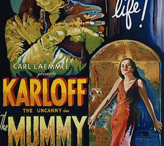Boris Karloff The Mummy
