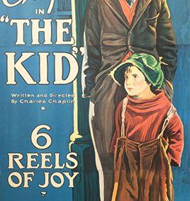 Charlie Chaplin The Kid