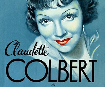 Claudette Corbert She Married Her Boss