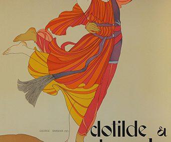 Clotilde and Alexandre Sakharoff
