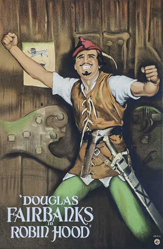 "Douglas Fairbanks ""Robin Hood"""