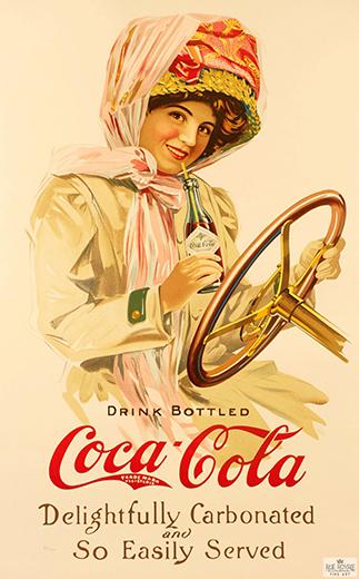 Drink Bottled Coca Cola