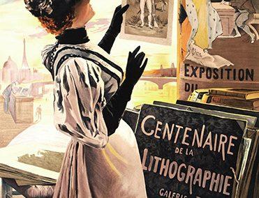 Exposition du Centenaire de la Lithographie