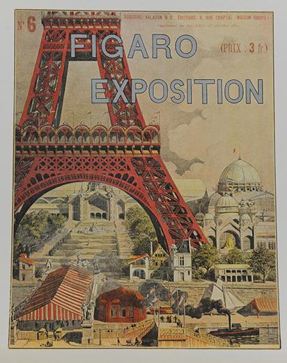 Figaro Exposition (Eiffel Tower)