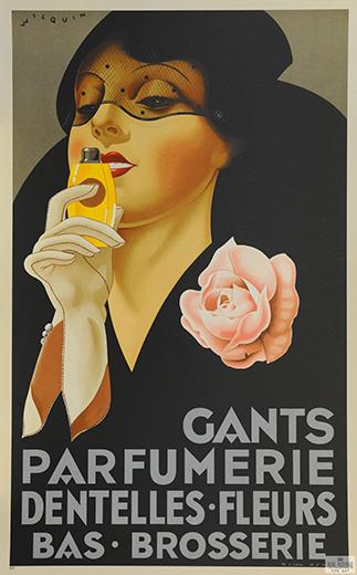 Gants Parfumerie