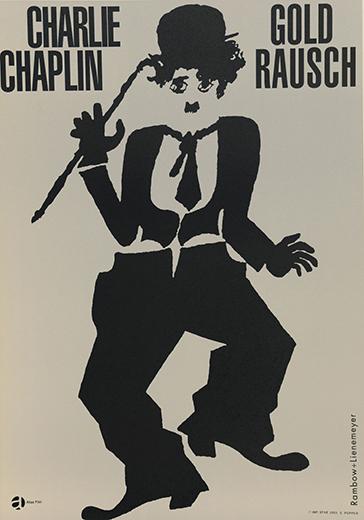 Gold Rausch, Charlie Chaplin
