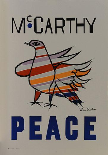 McCarthy, Peace