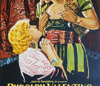 "Rudolph Valentino ""Son of the Sheik"""