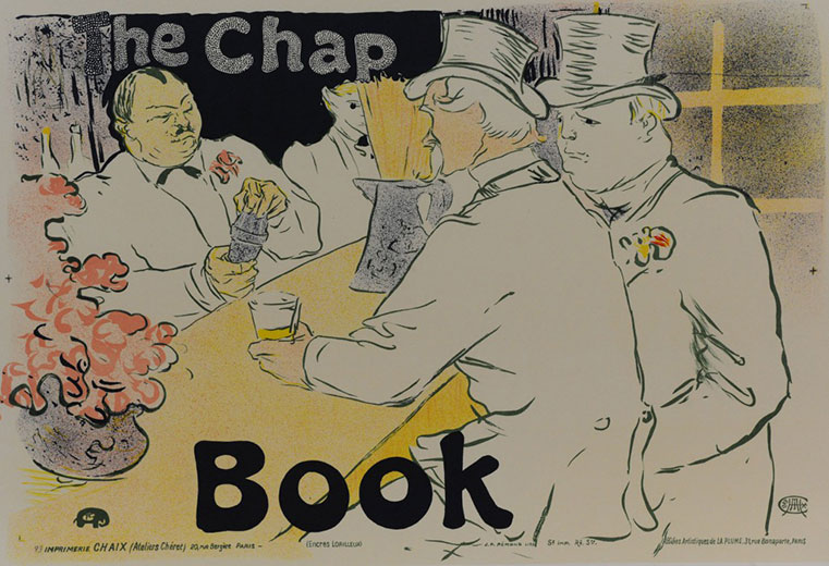 The Chap Book, Henri de Toulouse-Lautrec