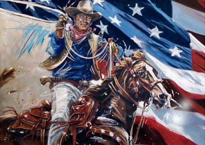 John Wayne American