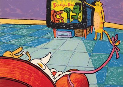 Remote Cat Troll